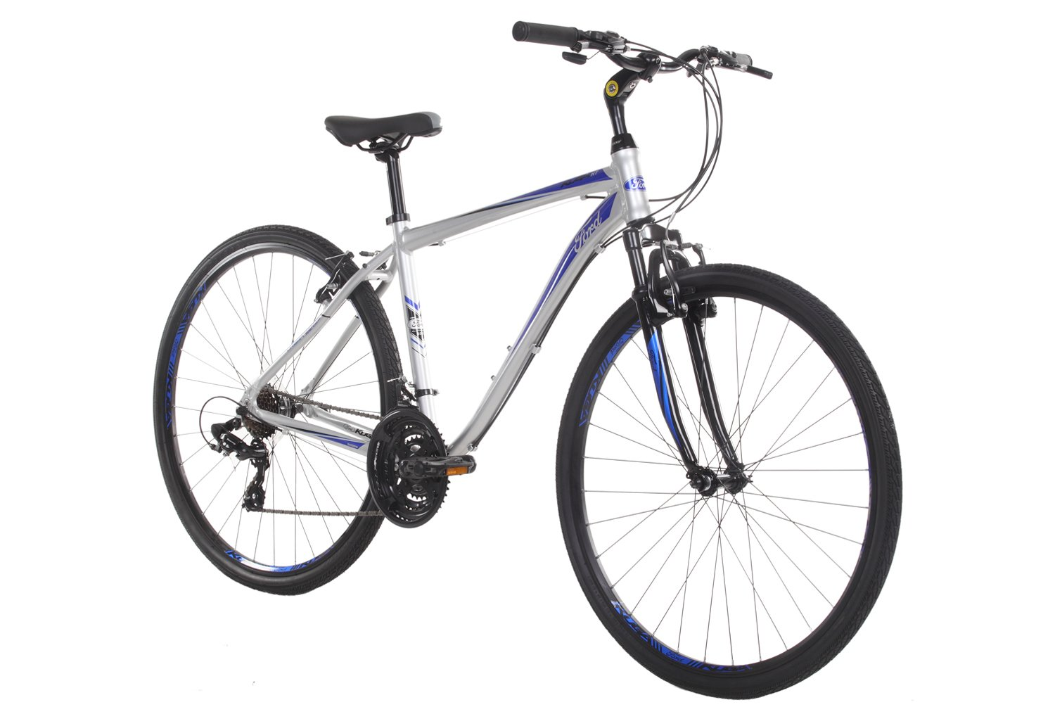71XtuNtPqhL - Ford Men's Kuga Ht Hybrid Bicycle