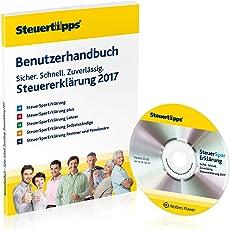 Akademische Arbeitsgemeinschaft SteuerSparErklärung 2018 I für Steuerjahr 2017 I PC Frustfreie Verpackung
