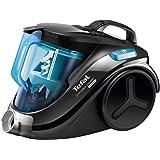 Tefal Compact Cyclonic Vacuum Cleaner, Blue - TW3731HA