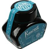KAWECO Tintenglas 30ml Karibisches Türkis (Schreibtinte für Füllhalter)
