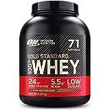 Optimum Nutrition Gold Standard 100% Whey Proteína en Polvo, Glutamina y Aminoácidos Naturales, BCAA, Extremo Chocolate, Lech