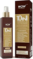 WOW 10-in-1 Miracle Hair Revitalizer Mist Spray, 200ml