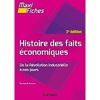 Maxi fiches - Histoire des faits économiques - 3e éd. - De la révolution industrielle à nos jours: De la révolution…