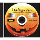 Unbekannt CD Halloween - Geräusche, Musik und Soundeffekte 99 Tracks, zum Vertonen, für Party, zum Gruseln