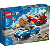 LEGO City Police Police Highway Arrest for age 5+ years old 60242