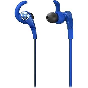 Audio Technca Ath-Ckx7bl Sonicfuel In-Ear Headphones