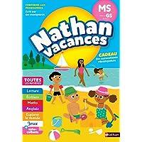 Cahier de Vacances 2020 de la Moyenne Section vers la Grande Section - Maternelle 4/5 ans