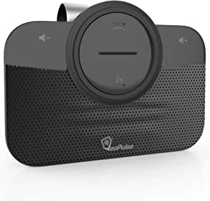 Veopulse B Pro 2 Bluetooth Hands Free Kit With Light Elektronik