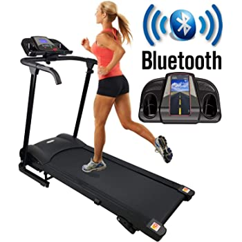 120KG Capacity 3 Level Incline Large Running Area ULTRAPOWER SPORTS Folding Treadmill Fitness Running Machine Cardio Fitness Exercise LCD Display