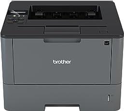 Brother HL-L5100DN Mono-Laserdrucker (A4, 40 Seiten/min, 1200 x 1200 dpi, LAN, Duplex) schwarz