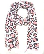 Icw Women's Chiffon Scarf (Fashion56_Multicolor_Small)