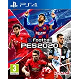 Efootball Pes 2020 - PlayStation 4 [Edizione: Regno Unito] - PlayStation 4