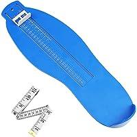 CHIFOOM Misuratore di Piedi,Dispositivi di Misurazione delle Scarpe Dispositivo di Misurazione del Piede Metro a Nastro…