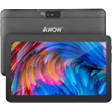 10.1 inch Android 10 Tablet, AWOW MID-1085 1GB RAM, 16GB Storage ( Micro SD card up to 64GB ), 5000mAh Battery Life, FPS full