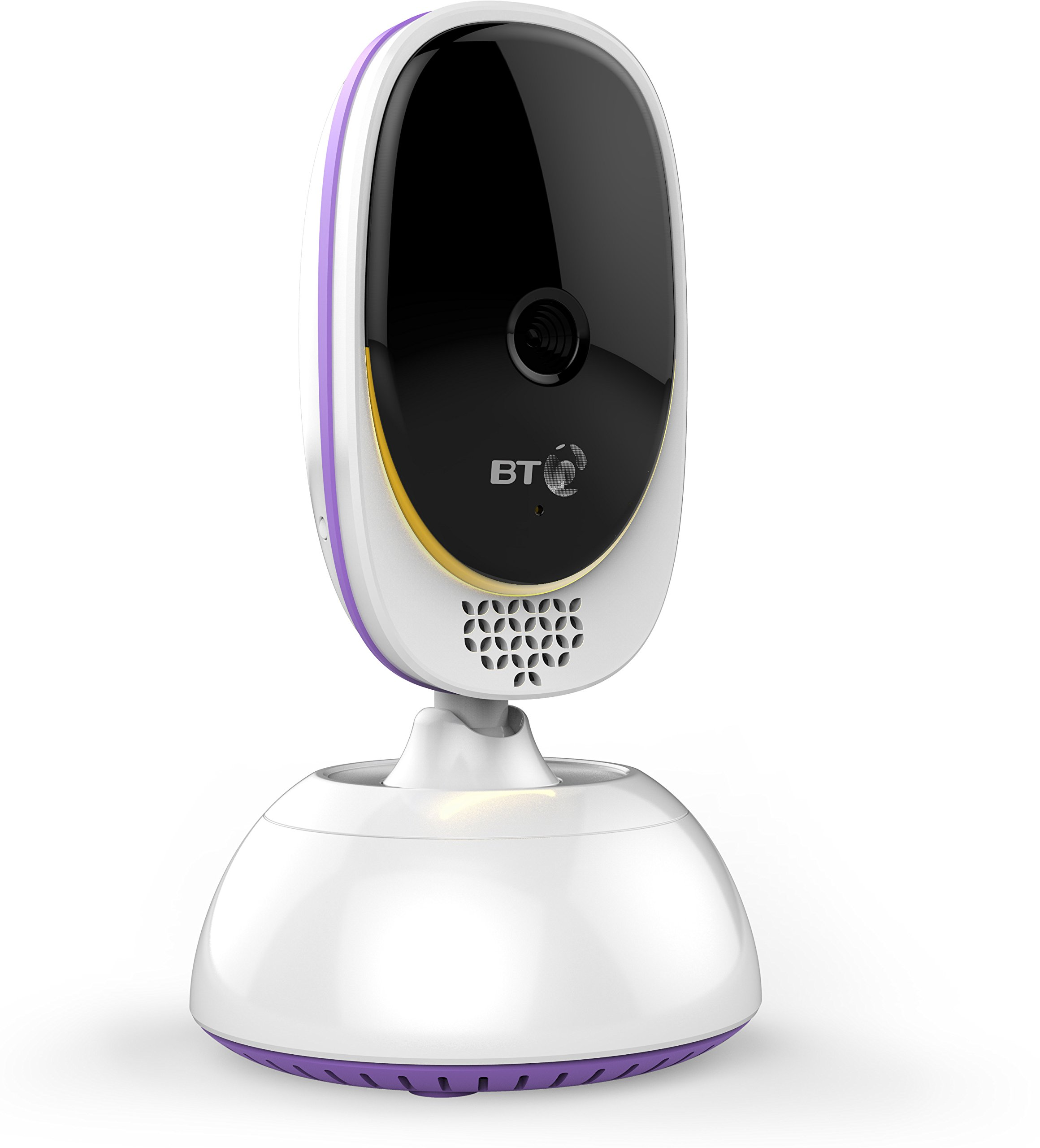 BT Video Baby Monitor 5000 BT 2.8 inches screen Temperature indication / 5 lullabies.Battery Capacity (PU) 1200mAh Remote control pan and tilt mechanism. Features infra red night vision so you can see your baby in the dark 3