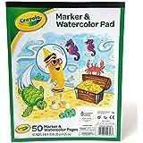 Marker/Watercolor Pad
