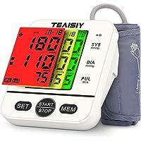 Tensiomètre Bras Professionnel, Tensiomètre Intelligent Détection Automatique d'Hypertension, Arythmie Cardiaque, Grand…