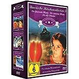 Russische Märchen-Collection 5 (3er-Schuber: Die feuerrote Blume - Die steinerne Blume - Die elf Schwäne)