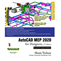 AutoCAD MEP 2020 for Designers, 5th Edition (English Edition)