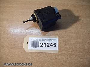 Scheinwerfer Stellmotor Leuchtweitenregulierung Lwr Links Rechts Corsa B Opel Auto
