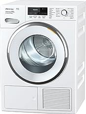 Miele TMR 843 WP Wärmepumpentrockner / Energieklasse A+++ (193kWh/Jahr) / 9kg Schontrommel / Dampffunktion zum Vorbügeln der Wäsche / Duftflakon für frisch duftende Wäsche / Vernetzbar per WiFiConnect