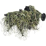 GUGULUZA 3D Rifle Gun Wraps Cover Use Elastic Strap For Camouflage Forest Hunting Ghillie Suit