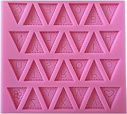 Sixlus Silikon-Form-Eis-Würfel-Behälterform Kuchenform für Backen-Praline