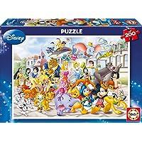 Educa - 13289 - Puzzle Carton Wd 200 Defile Disney
