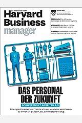 Harvard Business Manager 11/2016: Das Personal der Zukunft Broschiert