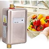 Moderne praktische gouden instant-boiler voor thuis, multifunctionele hete koude mini-instant-boiler met indicatielampje voor