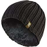 HEAT HOLDERS Mens Heatweaver Thermal Beanie Hat One Size