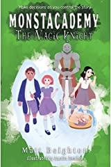 The Magic Knight: You're The Monster! - Dyslexia Friendly Edition (Monstacademy) Paperback