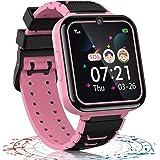 Smartwatch per Bambini, Orologio da Gioco Game Musica Telefono SOS Smart Watch, Orologio Intelligente per Bambino con Touchsc
