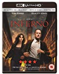 Inferno (4K UHD + Blu-ray + Bonus Disc + Digital HD) (3-Disc Box Set) (Region Free + Fully Packaged Import)