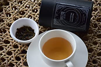 Santing Oolong | Handcrafted Wild Tea from Southern Manipur. 100% Natural || 100% Handcrafted. The Single Malt of Teas.