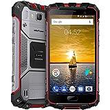Triple Identification d'Empreinte de Sécurité 4G Smartphone Ulefone Armure 2S IP68 5.0 pouces FHD Quad Core Android 7.0 13MP + 8MP Caméra 4700mAh Batterie Type C 9V2A Double SIM NFC GPS Téléphone