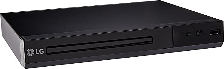 LG LG DP132H All Multi Region Free DVD Player Full HD 1080p HDMI Up Converting DivX