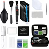 eWINNER 52-in-1 Cleaning Kit Professional Camera Cleaning Bundle For Optical Lens And Digital SLR Cameras Including Canon EOS