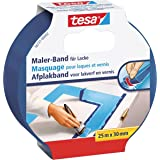 tesa 56731-00002-01 Masking Tape for Lacquering and Varnishing, 25m x 30mm, blauw