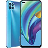 """OPPO A93 Smartphone Magic Blue 8GB + 128GB, 164G, CPH2121, 7.5 Thickness, Anroid10, 16.7M AMOLED color 6.43"""""""" Display"""""""