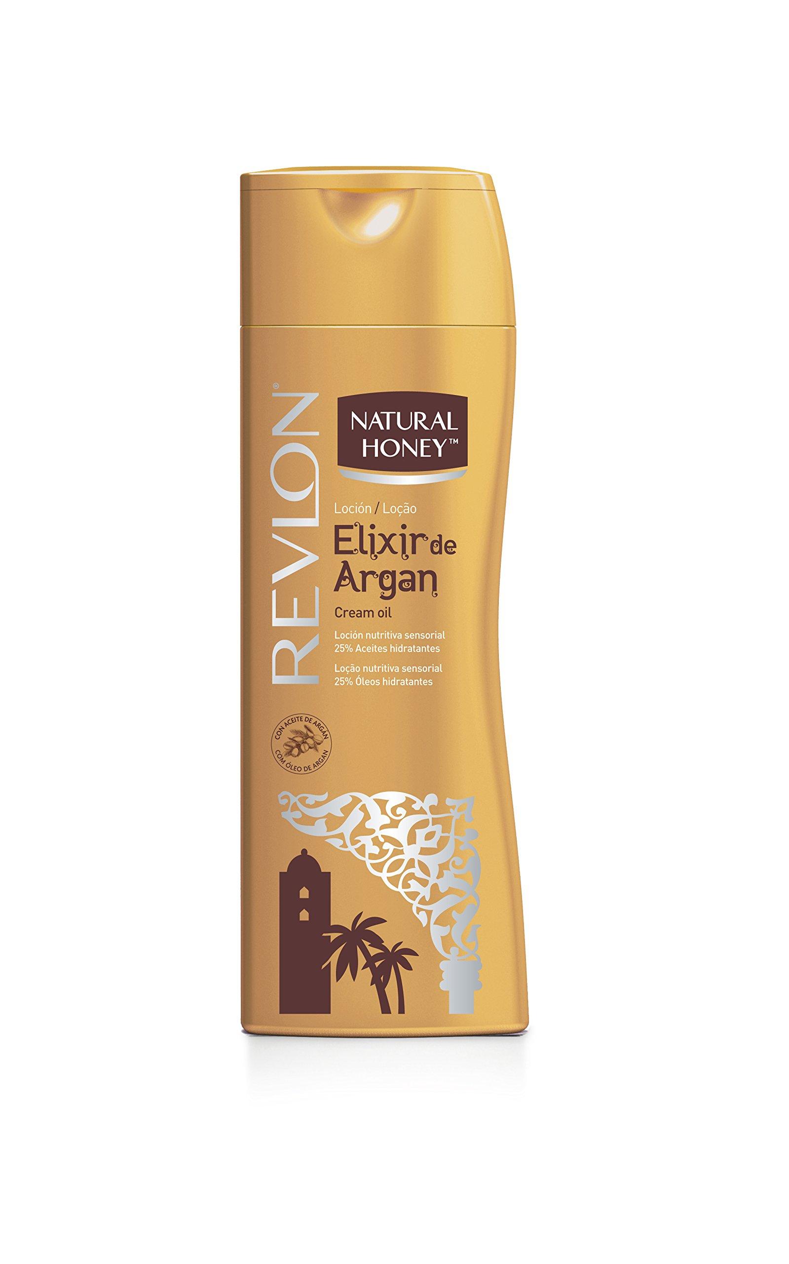 Natural Honey Loción Elixir De Argán – 33 cl