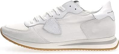 PHILIPPE MODEL PARIS TZLU 1101 Tropez X Sneakers Uomo White 45