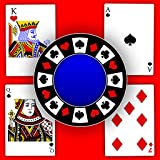 King Ace Brain Exercise : The playing cards memory game - Gold Edition