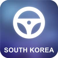 Südkorea Offline-Navigation