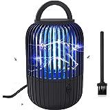 SUPCHON Lampe Anti Moustique,Combinaison des Fonctions UV et Éclairage Tue Mouche Électrique,Tueur De Moustiques Pour La Cham