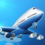 ciel de vol d'avion radar: la tour de contrôle d'aéroport - édition gratuite