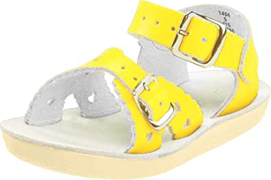 Salt Water Sandals Sun-San Sweetheart Premium Fuchsia Patent