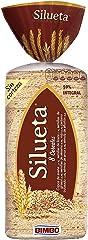 Silueta - Pan de Molde Integral Sin Corteza 8 Cereales, 450 g