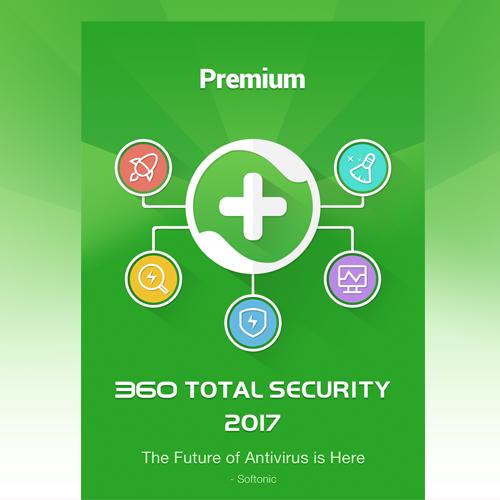 360 Total Security Premium - 3Jahr 3 Benutzer [Download]