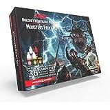 The Army Painter | Dungeons & Dragons Nolzur's Marvelous Pigments | Monsters Paint Set | 36 Peintures Acryliques adaptées à l